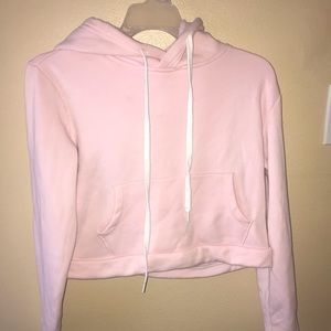 Forever 21 cropped pullover